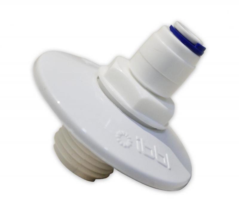 Niple de Plástico Engate Rápido  - IBBL